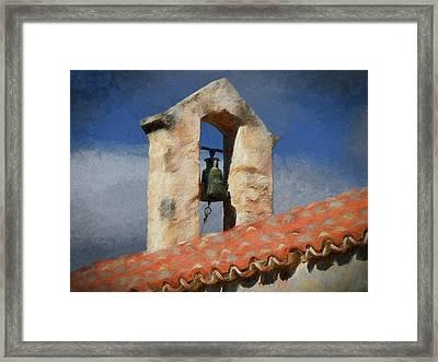 Panagia Kera Framed Print