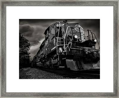 Panam 616 Framed Print by Bob Orsillo