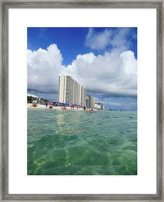 Panama City Beach Florida - II Framed Print