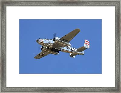 Panchito Framed Print by Aircraft  In Motion