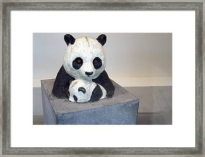 Pandaroras Box Framed Print by Jez C Self