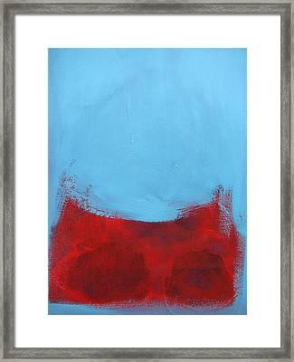 Pandora Framed Print by Lindie Racz