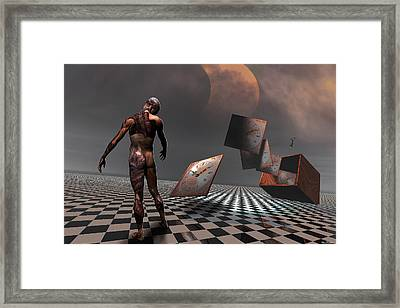 Pandora's Box Framed Print