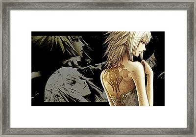 Pandora's Tower Framed Print