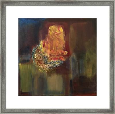 Panel 0001 Framed Print by Ani Khachatryan