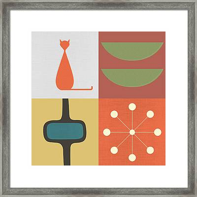 Panels - 1 Framed Print by Finlay McNevin