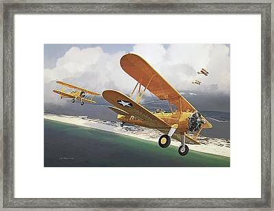 Panhandle Primary Framed Print