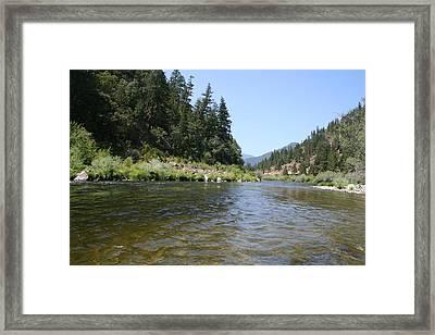 Panner's River Framed Print