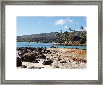Panorama Framed Print by Deborah  Crew-Johnson