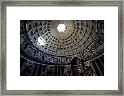 Pantheon Framed Print by Nicklas Gustafsson