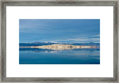 Paoha Island Framed Print by Joseph Smith