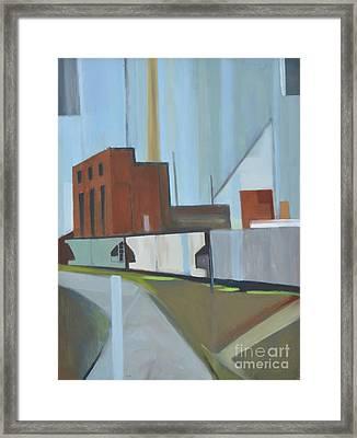 Paperboard Factory Bogota Nj Framed Print