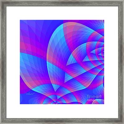 Parabolic Framed Print