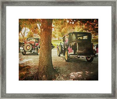 Parade Framed Print by John Anderson
