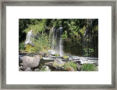 Paradise 1 Framed Print