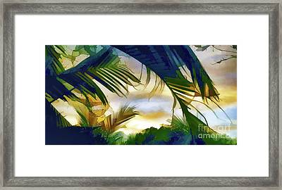 Paradise Framed Print by Arnie Goldstein