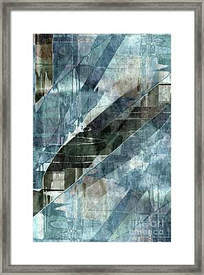 Paradise Beyond Framed Print by Tlynn Brentnall