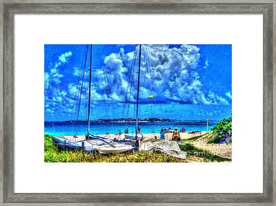 Paradise Framed Print by Debbi Granruth