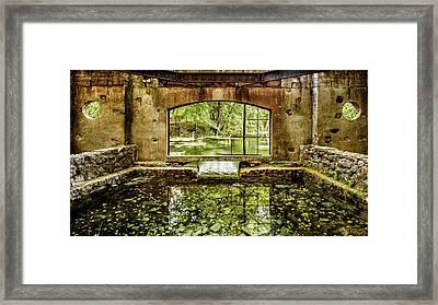 Paradise Forgotten Framed Print