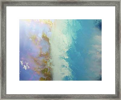 Another Day In Paradise 2 Framed Print
