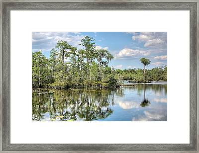 Paradise  Framed Print by JC Findley