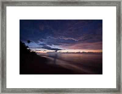 Paradise Framed Print by John Magor