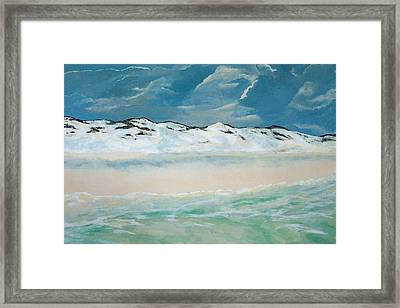 Paradise Framed Print by Racquel Morgan