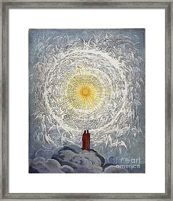 Paradiso: Dor� Framed Print by Granger