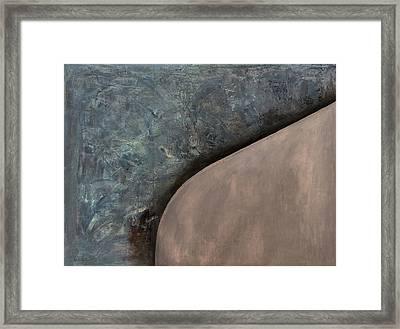 Paragon  Framed Print by Antonio Ortiz
