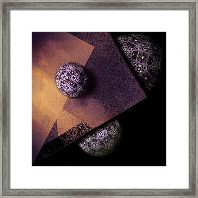 Paragon Framed Print