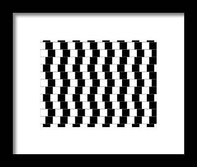 Optical Framed Prints