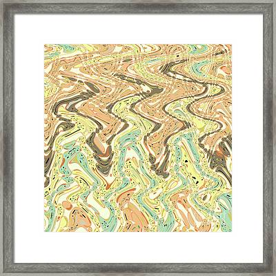 Parallel Paths Framed Print by Gaspar Avila