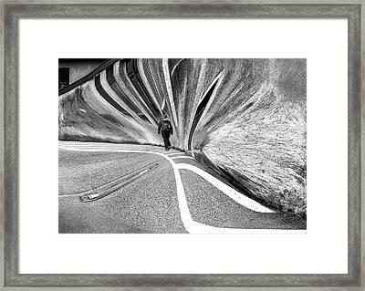 Parallel Universe Framed Print