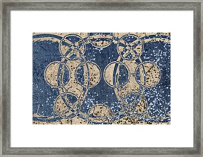 Parallel Universes 01 Framed Print by Carol Leigh