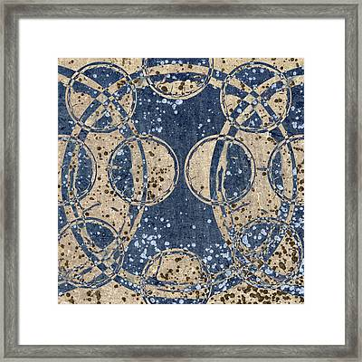 Parallel Universes 02 Framed Print by Carol Leigh