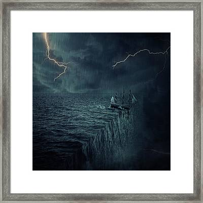 Parallelism Framed Print by Psycho Shadow