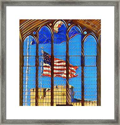 Parents Weekend Framed Print by D Shannon