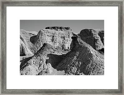 Paria Utah IIi Framed Print by Dave Gordon
