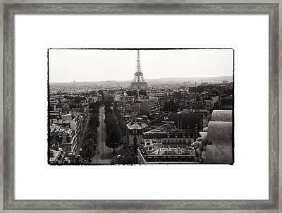 Paris 1966 Framed Print by Steve Archbold