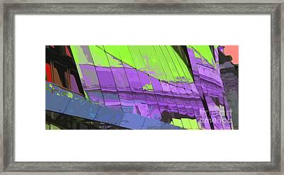 Paris Arc De Triomphe Framed Print by Yuriy  Shevchuk