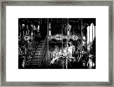 Paris Carnival Framed Print