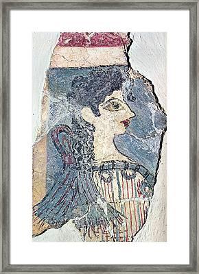 Parisiene Framed Print by Andonis Katanos