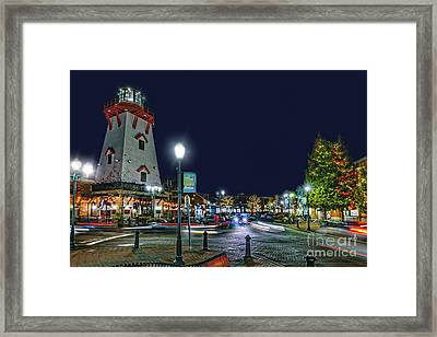 Park Royal 1 Framed Print by Viktor Birkus