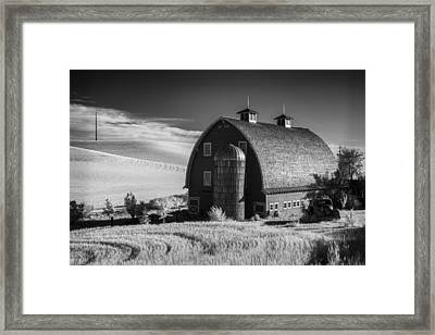 Parked Out Front Framed Print