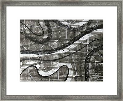 Part II Framed Print by Holly York