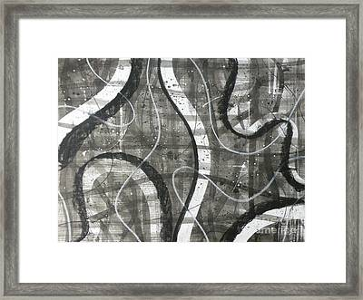 Part IIi Framed Print by Holly York