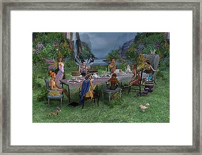 Particularities  Framed Print