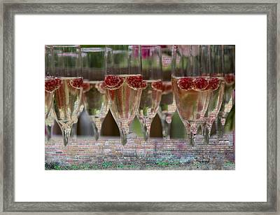 Party Hard Framed Print by Jan Amiss Photography