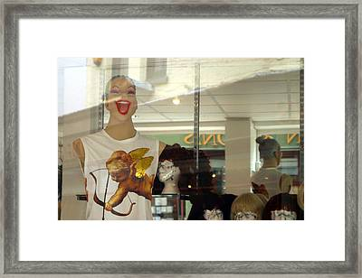 Party On Framed Print by Jez C Self