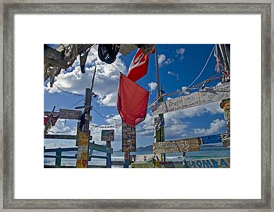 Party On Framed Print by Susan Yates